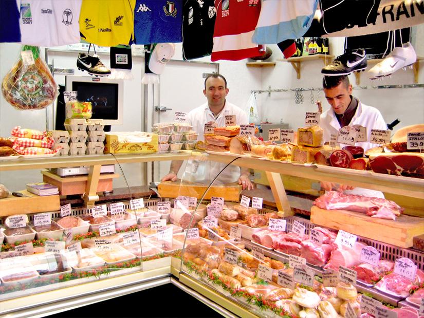 La Boucherie du Marché- Bruno Gibon